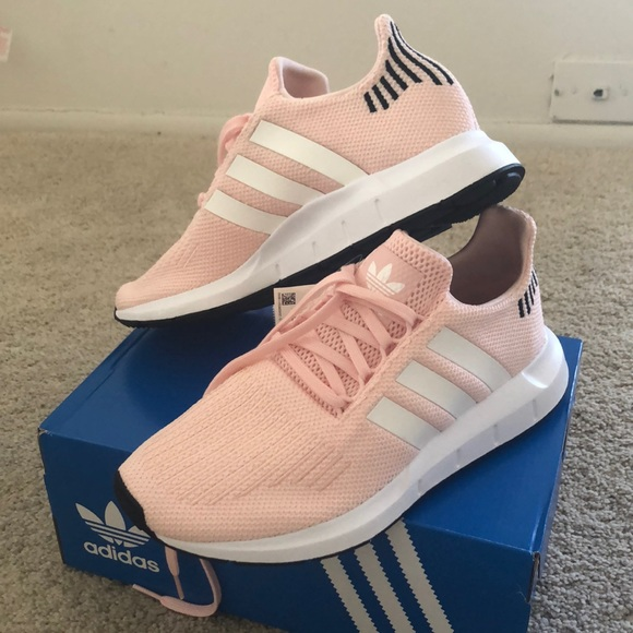 Icey Pink Adidas Swift Run Sneaker